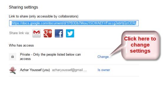 Google Doc 2